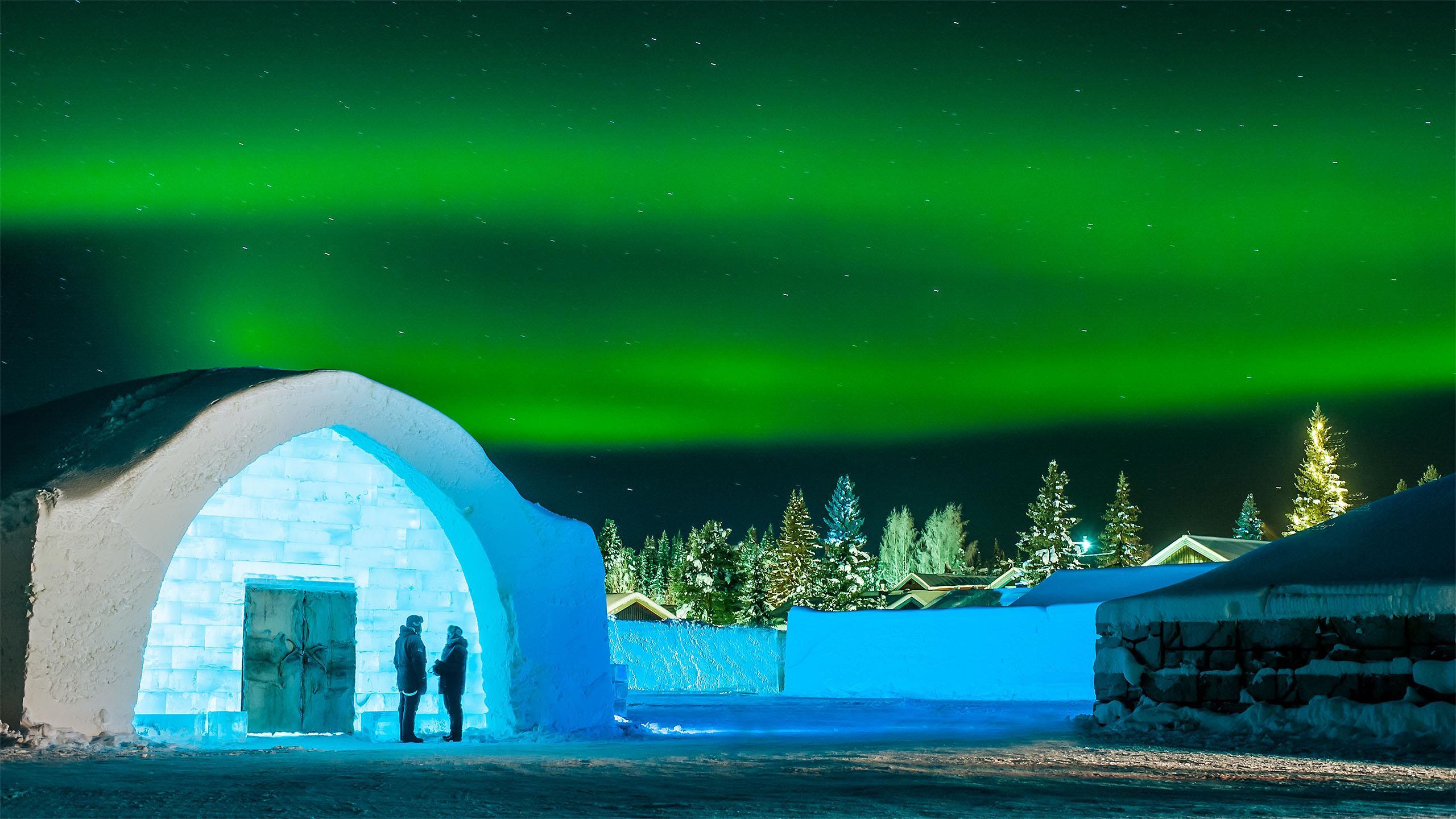 Informationen über das ICEHOTEL Jukkasjärvi | nordic holidays