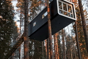 Baumzimmer The Cabin im Treehotel Harads